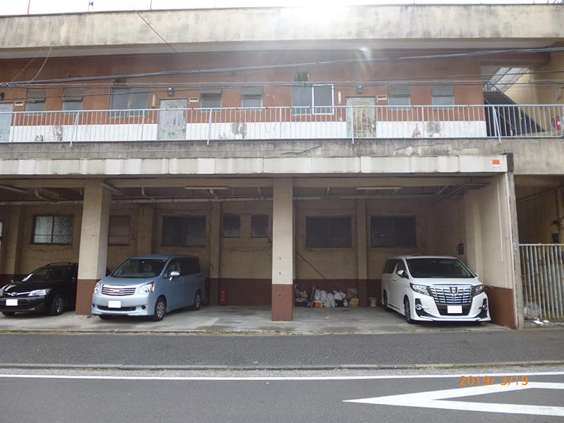 B建物横2